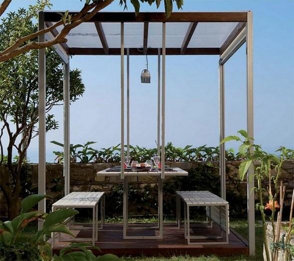 Pavilion tent design 3