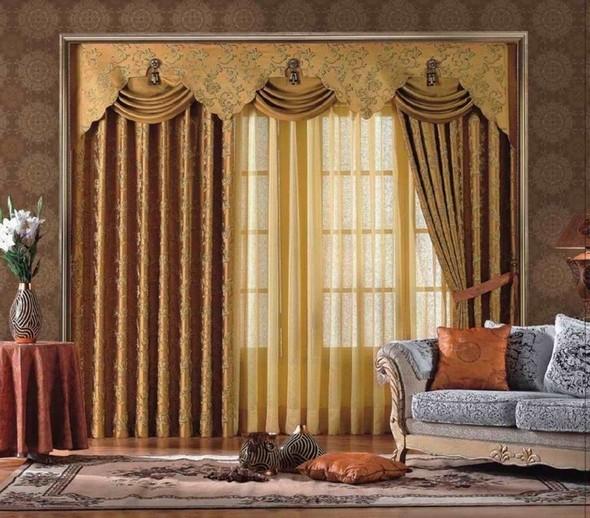 Inner curtain 2