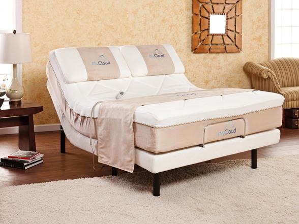 King size adjustable bed 2