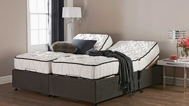 King size adjustable bed 3