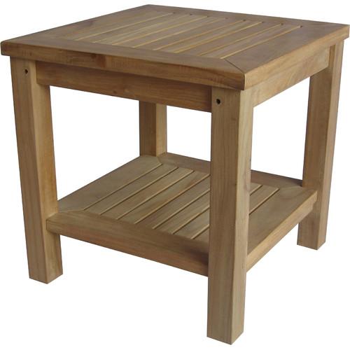 Teak side table 2