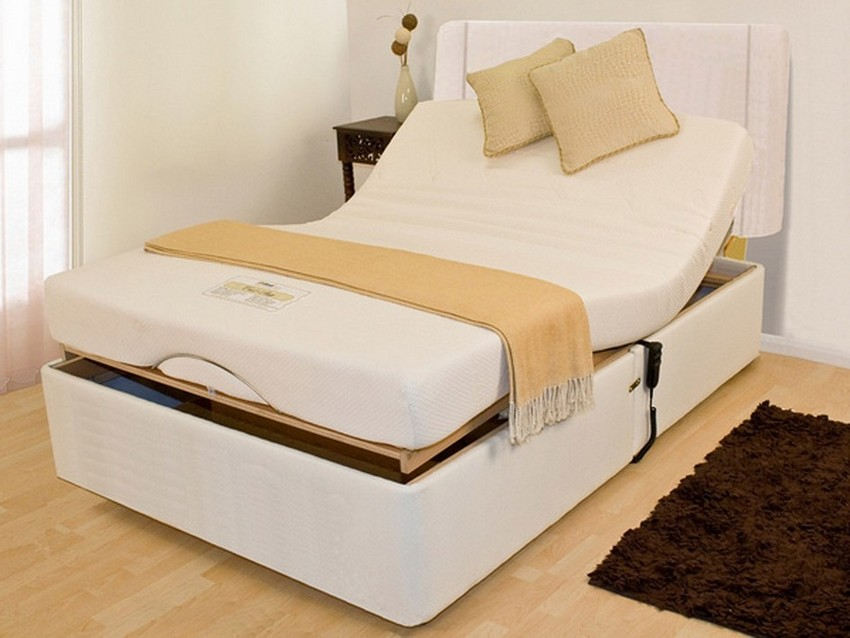 Twin adjustable bed 2