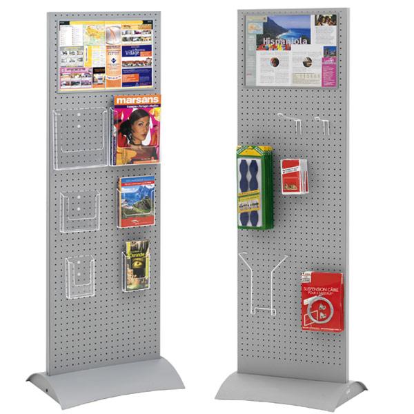 Brochure stand 3
