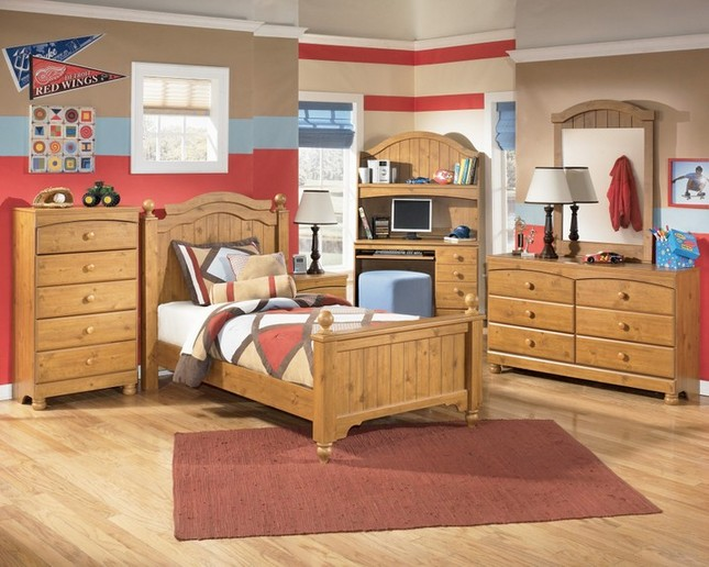 Boys bedroom furniture 2
