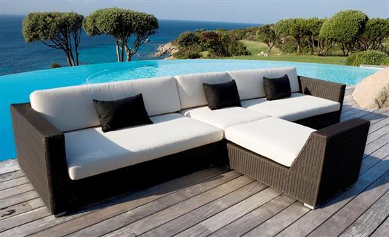 Contemporary garden furniture 2