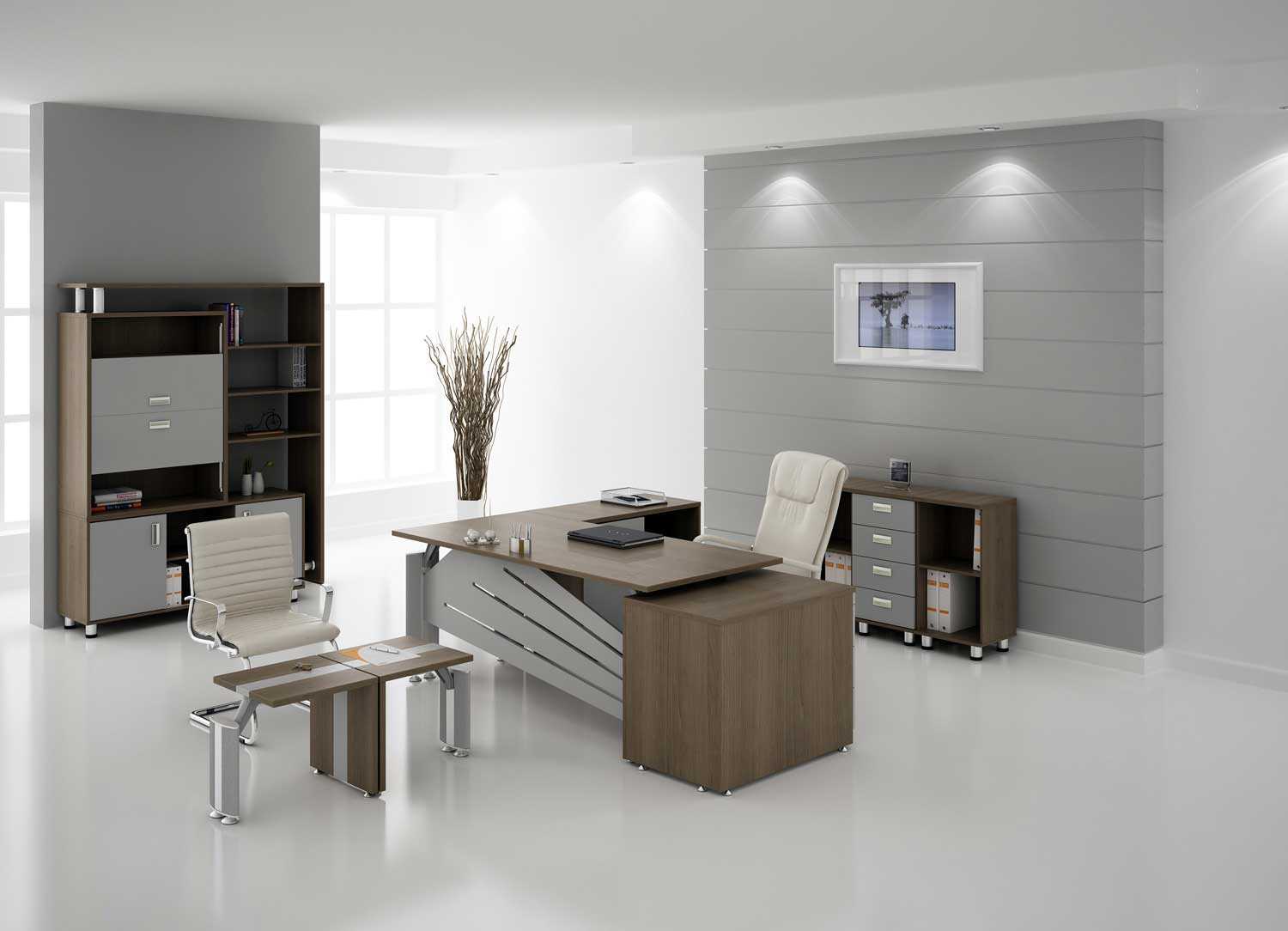 Contemporary office furniture 2