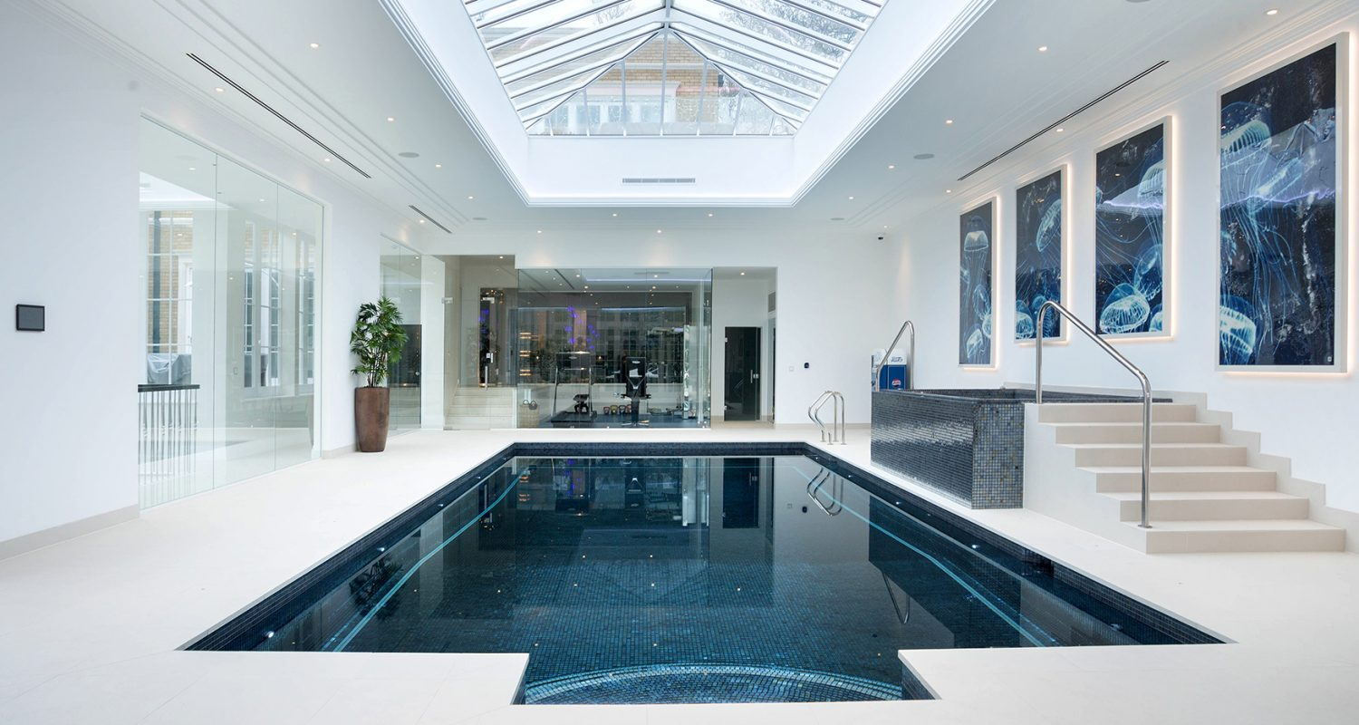 ... beautiful homes with indoor swimming pools 6