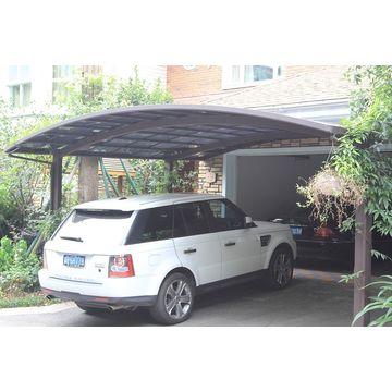 ... china aluminum protective car shelter / metal car canopy HPHCZSE