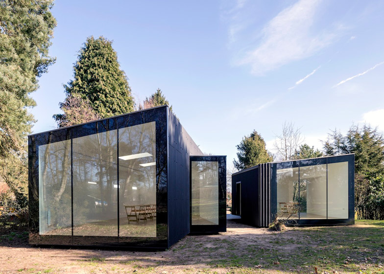 ... garden studios by soup architects 18 of 25 ... SWELXIR