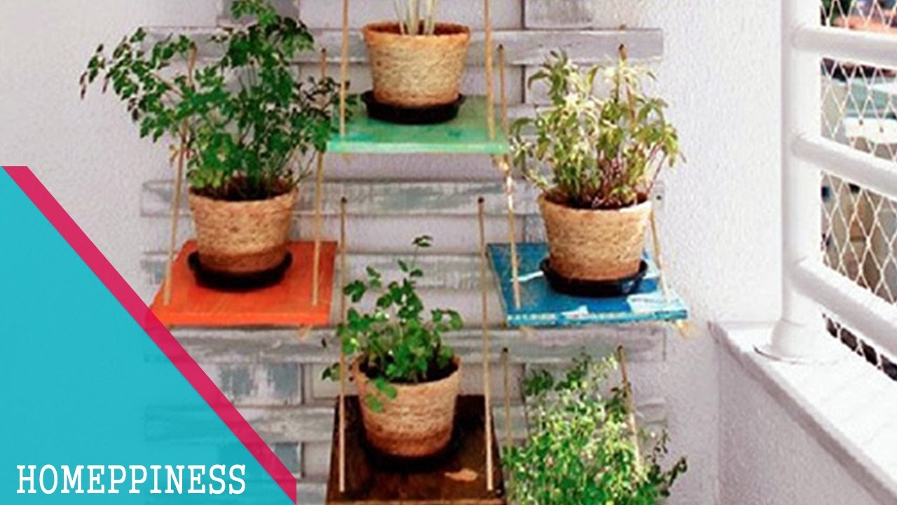 (must look) 25+ amazing small balcony garden ideas for your apartment DPXFQLX