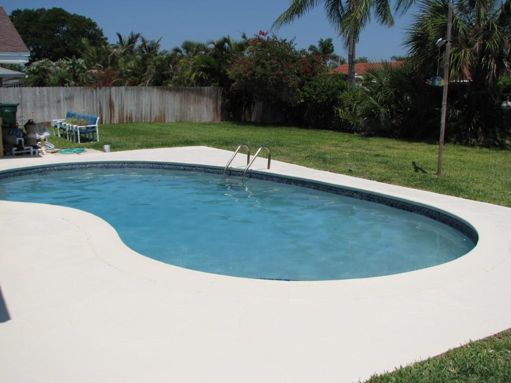 ... pool deck flooring solutions - pool in backyard UWTLFWM