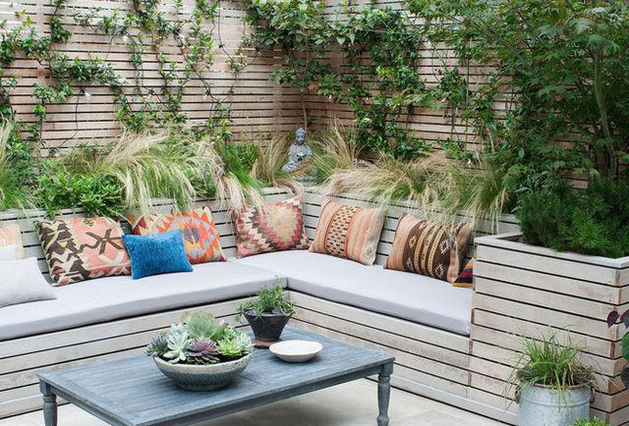 10 outdoor seating ideas to sit back and