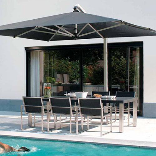 10u0027 x 13u0027 aluminum cantilever umbrella FYAYRKS