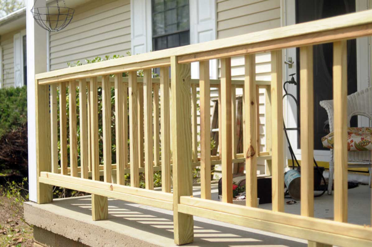 12 inspiration gallery from nature style wood porch railing design FHKPGRF