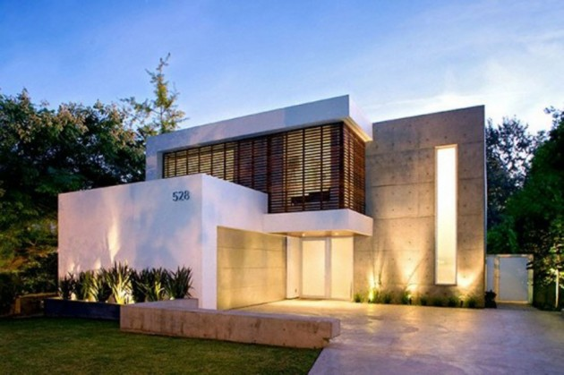 12 most amazing small contemporary house designs SKDHENT