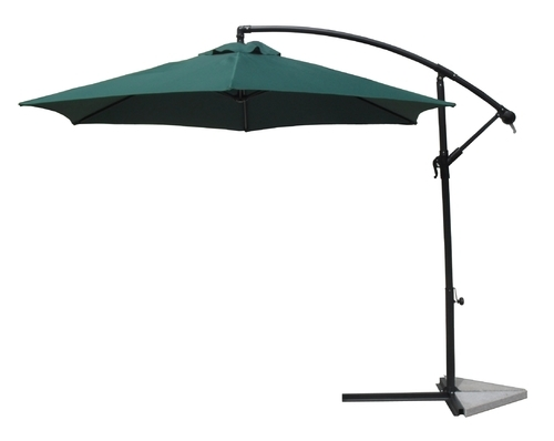 Make your Patio Attractive by Using a Colorful Garden Umbrella