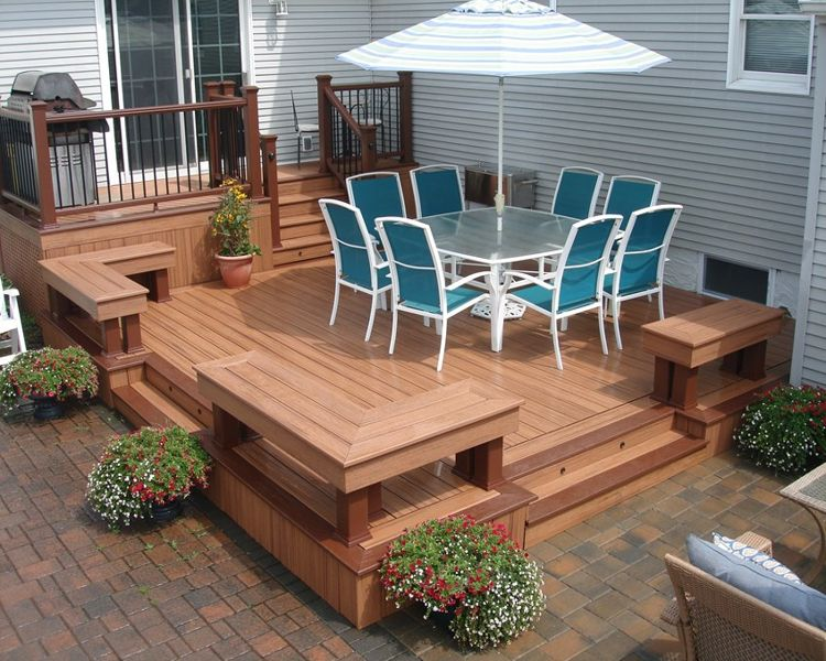 16 absolutely genius small deck ideas youu0027ll love CYAPDUA