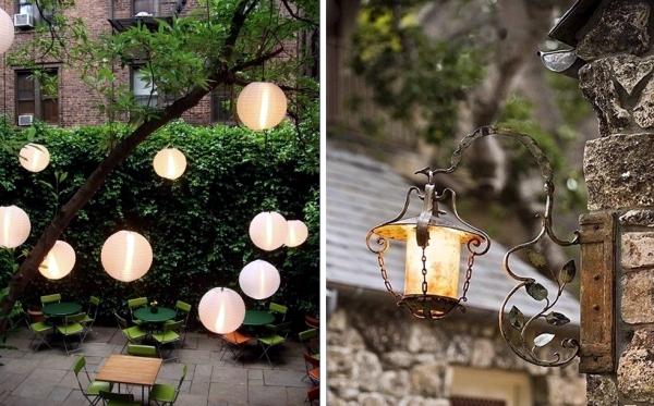 19 ideas for outdoor garden lanterns light PUIZJEA