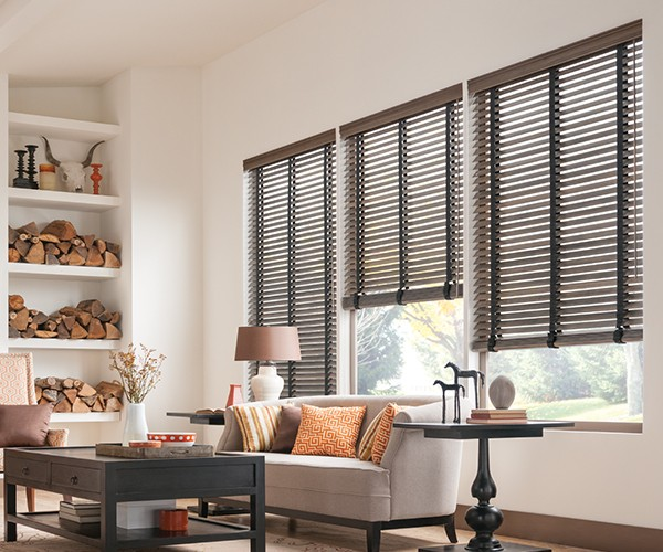 2 traditions graber® wood blinds CXJHJGF