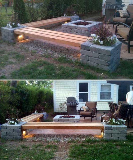 20 amazing backyard ideas that wonu0027t break the