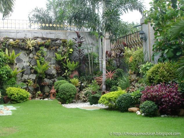 20 fascinating backyard garden designs design HCVEUUT