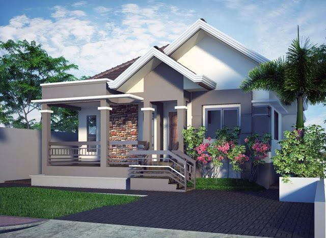 20 small beautiful bungalow house design ideas ideal for philippines UNGYQHB