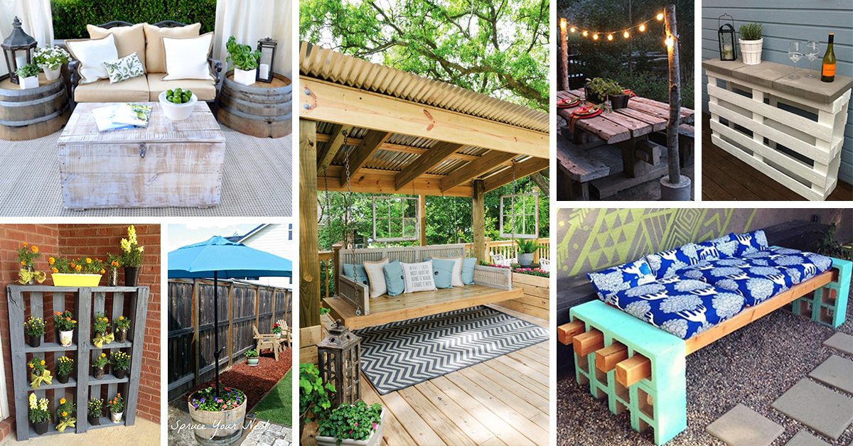 25 best diy patio decoration ideas and designs for 2018 GDJZLWB