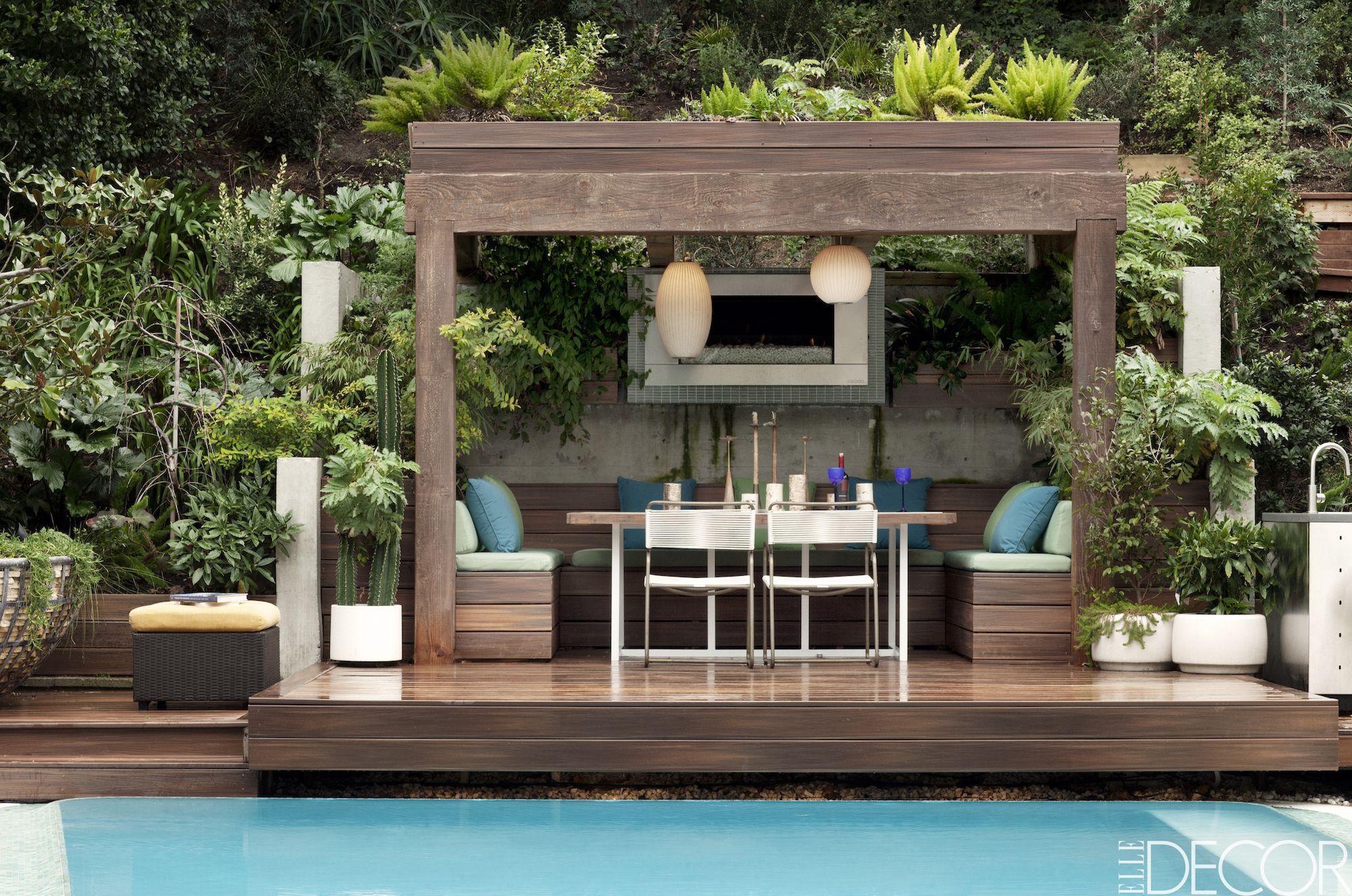 28 best outdoor rooms - outdoor living spaces VDUFOIL