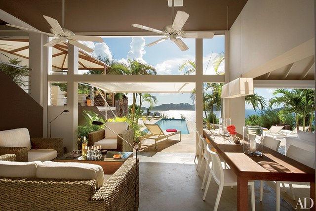 28 luxurious indoor-outdoor rooms RUZFUKS