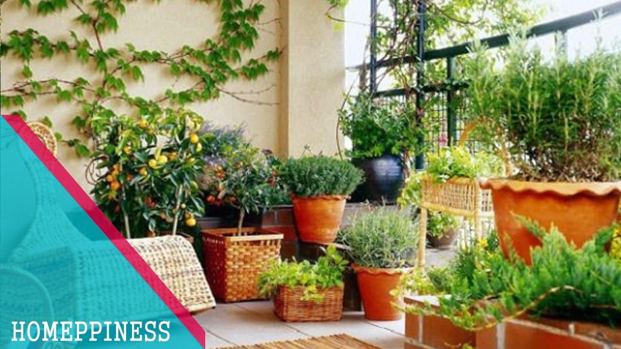 30+ cheap small balcony garden ideas with vegetables u0026 flowers XJCOXVR