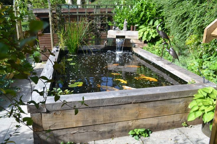 31 minimalist fish pond design ideas for 2018 | how to build NPPHZTH