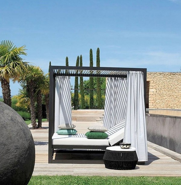 37 outdoor beds that offer pleasure, comfort and style VBDVRYK