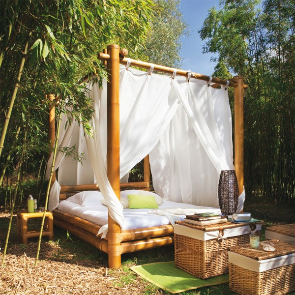 37 outdoor beds that offer pleasure, comfort and style VCHPZNT