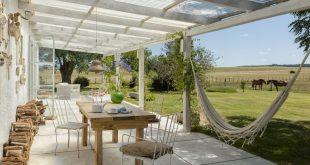 40 best small patio ideas - small patio furniture u0026 design IALOXMU
