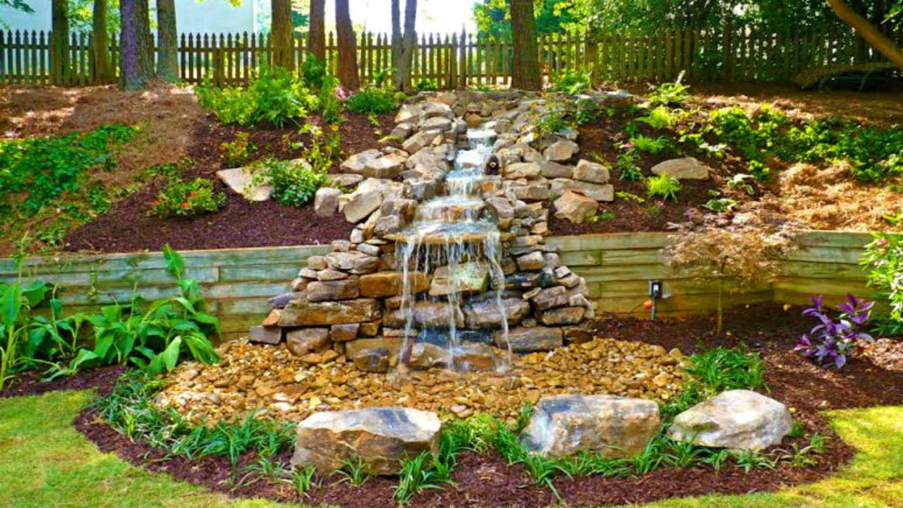 40 stone and rock garden decoration ideas 2017 - amzing garden design KJOULYI