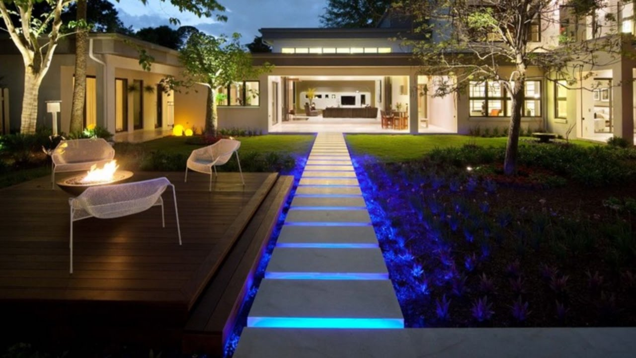 41+ landscape lighting ideas AKAVDZS