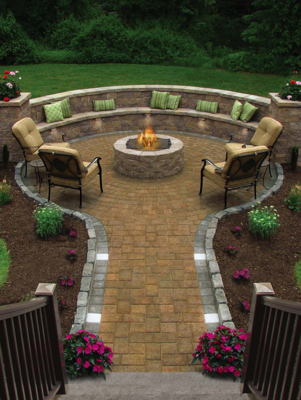44 traditional outdoor patio designs to capture your imagination VITLMHK