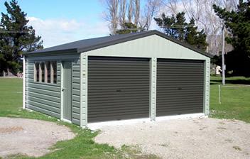 5.4m x 5.4m double garage DASKDJY