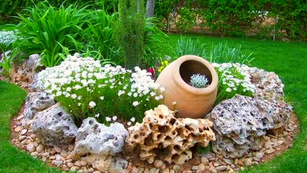 50 creative ideas for garden decoration 2016 - amazing garden ideas part.2 WTJHOKO
