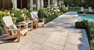 7 inspiring stamped concrete patio ideas | hunker LOKRVUO