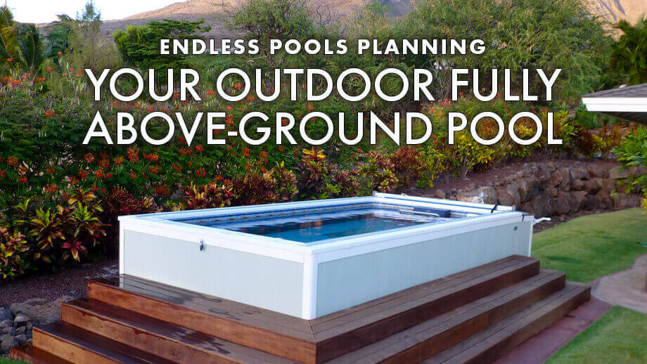 above ground pool in-ground pools can be more