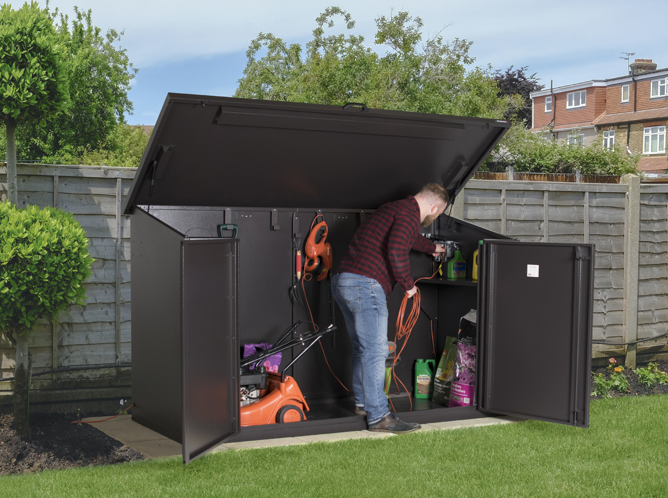 access e plus garden storage CYITXTR