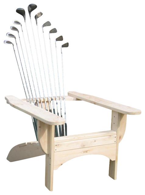 adirondack chairs golfclub adirondack chair in blond finish