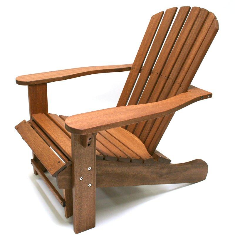 adirondack chairs solid wood adirondack chair with ottoman