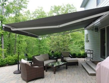 advantages of retractable awnings RBZWNYO