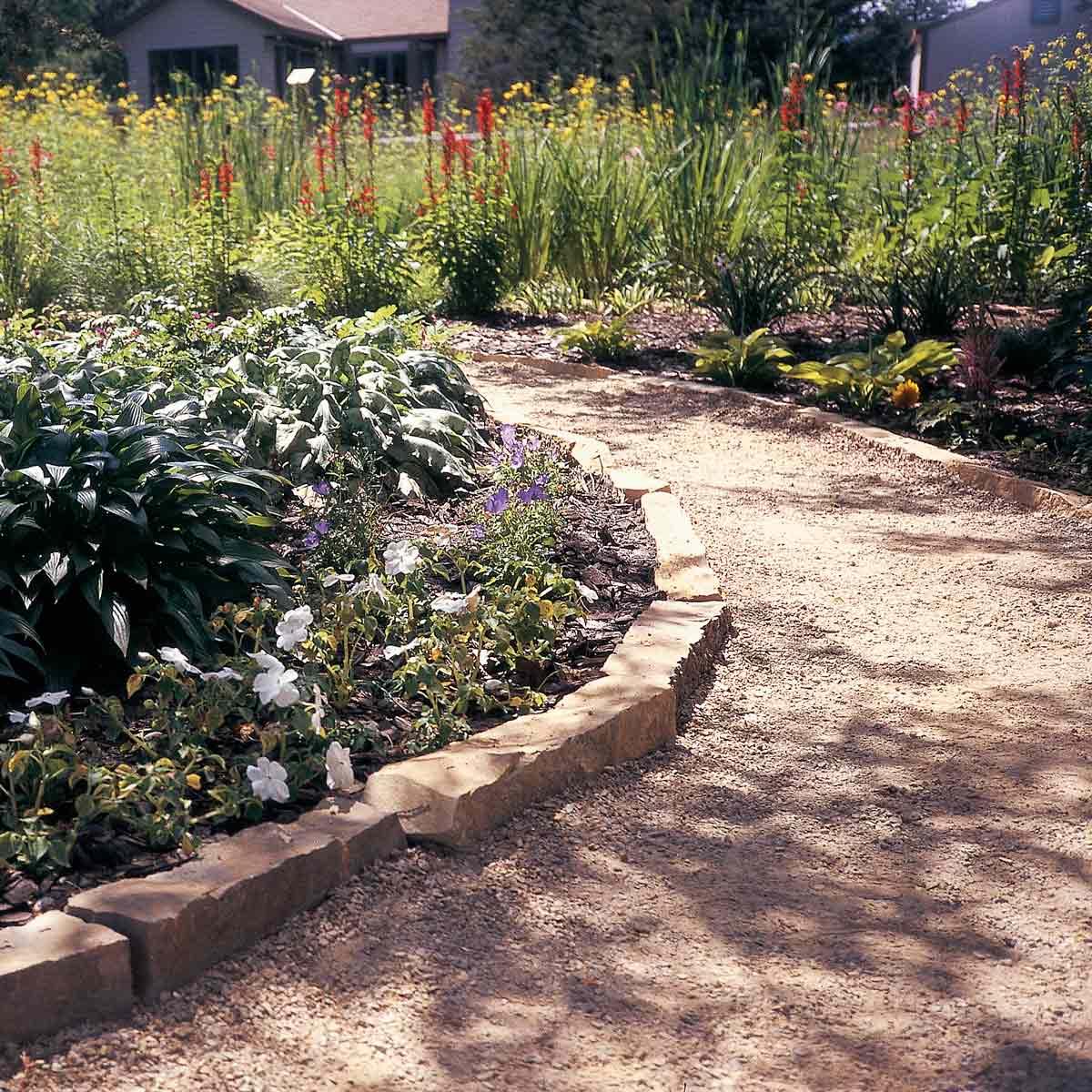 affordable garden path ideas NLSZBSM