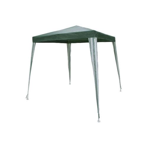 aleko gz6.5x6.5gr waterproof gazebo tent canopy for outdoor events, green LSKVHKW