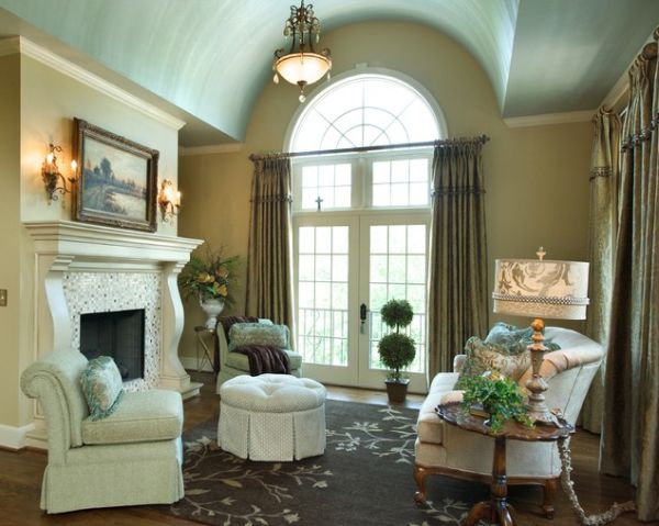 arched window treatments 10 arched window treatment ideas that keep their beauty SMYEIGE
