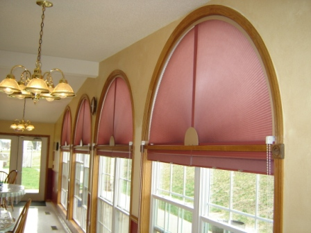 arched window treatments, adjust-a-view moveable arches by omega, moveable arched  window MJDGZUV