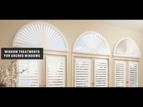 arched window treatments arched window blinds faux wood for home ideas MGSETHK